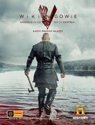 """Vikings"" - Polish Movie Poster (xs thumbnail)"