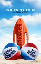 Baywatch - Mexican Movie Poster (xs thumbnail)