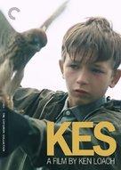 Kes - DVD cover (xs thumbnail)