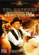 Invitation to a Gunfighter - Australian Movie Cover (xs thumbnail)