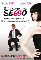 Sex and Death 101 - Italian poster (xs thumbnail)