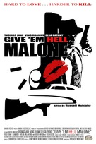 Give 'em Hell, Malone - Movie Poster (xs thumbnail)