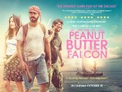 The Peanut Butter Falcon - British Movie Poster (xs thumbnail)