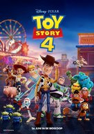 Toy Story 4 - Dutch Movie Poster (xs thumbnail)