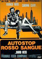 Autostop rosso sangue - Italian Movie Cover (xs thumbnail)