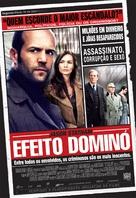 The Bank Job - Brazilian Movie Poster (xs thumbnail)