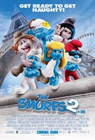 The Smurfs 2 - Movie Poster (xs thumbnail)