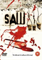 Saw III - British DVD movie cover (xs thumbnail)