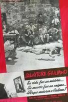Salvatore Giuliano - Spanish Movie Poster (xs thumbnail)