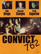 Convict 762 - DVD movie cover (xs thumbnail)