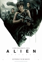 Alien: Covenant - Chilean Movie Poster (xs thumbnail)