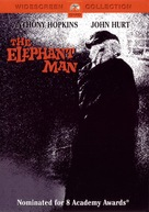 The Elephant Man - DVD cover (xs thumbnail)