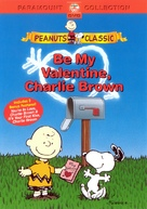 Be My Valentine, Charlie Brown - DVD cover (xs thumbnail)