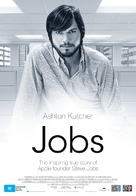 jOBS - Australian Movie Poster (xs thumbnail)