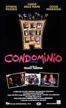 Condominio - Italian Movie Poster (xs thumbnail)