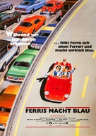 Ferris Bueller's Day Off - German Movie Poster (xs thumbnail)