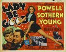 Lady Be Good - Movie Poster (xs thumbnail)