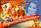 Little Giant - Spanish Movie Poster (xs thumbnail)