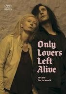 Only Lovers Left Alive - DVD movie cover (xs thumbnail)