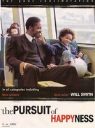 The Pursuit of Happyness - For your consideration poster (xs thumbnail)