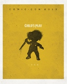 Child's Play - Blu-Ray cover (xs thumbnail)