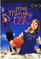 Max Minsky und ich - German DVD movie cover (xs thumbnail)