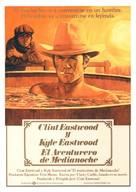 Honkytonk Man - Spanish Movie Poster (xs thumbnail)