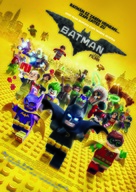 The Lego Batman Movie - Spanish Movie Poster (xs thumbnail)