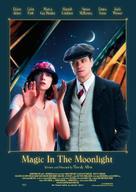 Magic in the Moonlight - Dutch Movie Poster (xs thumbnail)