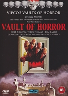 The Vault of Horror - British DVD cover (xs thumbnail)