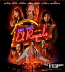 Bad Times at the El Royale - Movie Cover (xs thumbnail)