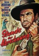 Ambush at Tomahawk Gap - German Movie Poster (xs thumbnail)