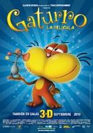 Gaturro - Uruguayan Movie Poster (xs thumbnail)
