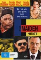 The Maiden Heist - Australian DVD movie cover (xs thumbnail)