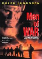Men Of War - Italian DVD cover (xs thumbnail)
