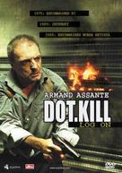 Dot.Kill - Swedish DVD cover (xs thumbnail)