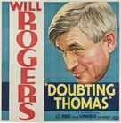 Doubting Thomas - Movie Poster (xs thumbnail)