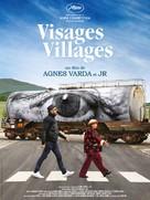 Visages, villages - Belgian Movie Poster (xs thumbnail)