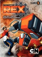 """Generator Rex"" - Movie Cover (xs thumbnail)"