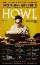 Howl - Movie Poster (xs thumbnail)