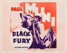 Black Fury - Re-release poster (xs thumbnail)