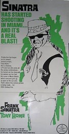 Tony Rome - Australian Movie Poster (xs thumbnail)