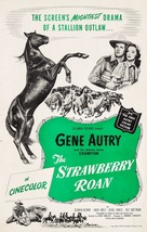 The Strawberry Roan - poster (xs thumbnail)