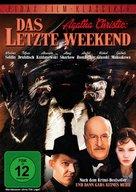 Desyat negrityat - German DVD movie cover (xs thumbnail)