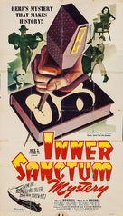 Inner Sanctum - Movie Poster (xs thumbnail)