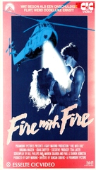 Fire with Fire - Dutch VHS movie cover (xs thumbnail)