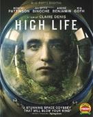 High Life - Blu-Ray movie cover (xs thumbnail)