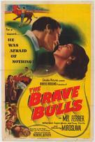 The Brave Bulls - Movie Poster (xs thumbnail)