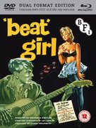 Beat Girl - British Blu-Ray cover (xs thumbnail)