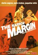The Narrow Margin - Spanish DVD cover (xs thumbnail)